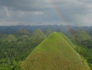 Bohol et ses collines de coraux