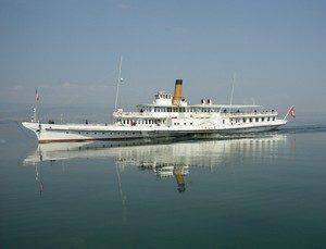 bateau belle epoque lac leman