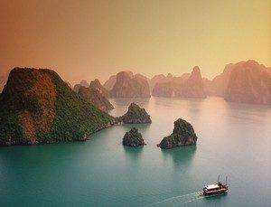 le golf du tonkin vietnam