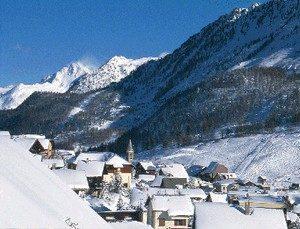 station de ski de chamois