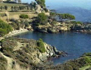 vacances a l-ile des Embiez mediterranee