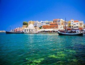 vacances a la crete en grece