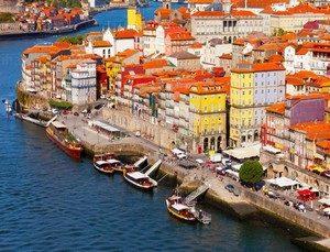 vacances a porto portugal