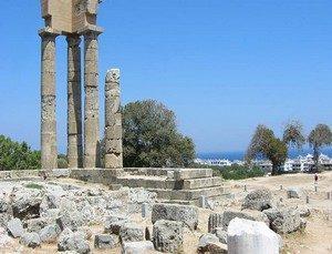 vacances a rhodes grece