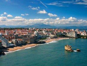 Biarritz sans touriste