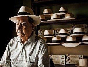 fabrication de chapeau panama