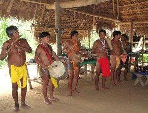 les Embera Panama