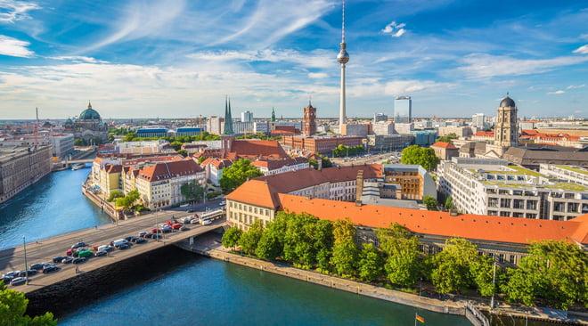 appartement vacances Berlin