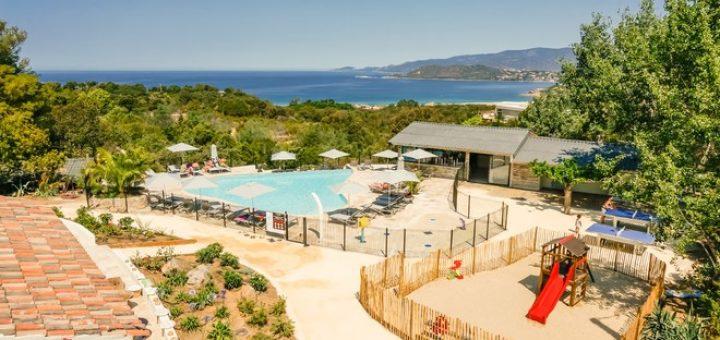 le plus beau camping Corse