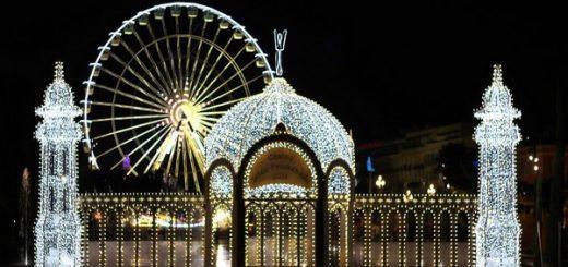 Location Nice fêtes de fin d'année