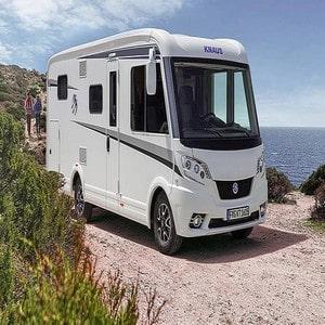 Vacances en camping-car à Caen