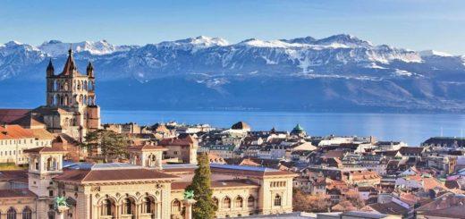 Séjours à Lausanne en Suisse