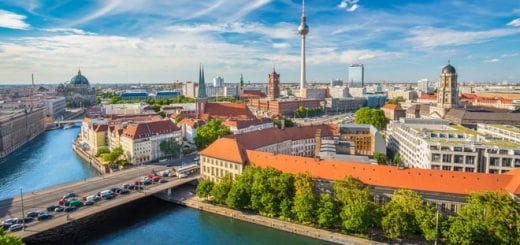 appartement vacances à louer Berlin