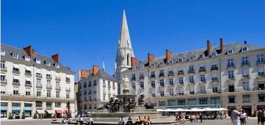vacances à Nantes en Loire Atlantique