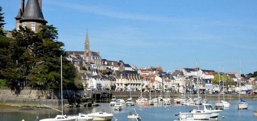 vacances à Pornic en Loire Atlantique