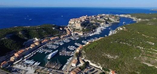 vacances à Bonifacio Corse