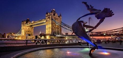 vacances mémorables à Londres
