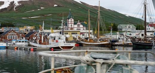 Húsavík Islande