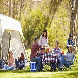 passer des vacances en camping
