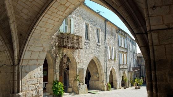 Les plus beaux villages d'Aquitaine