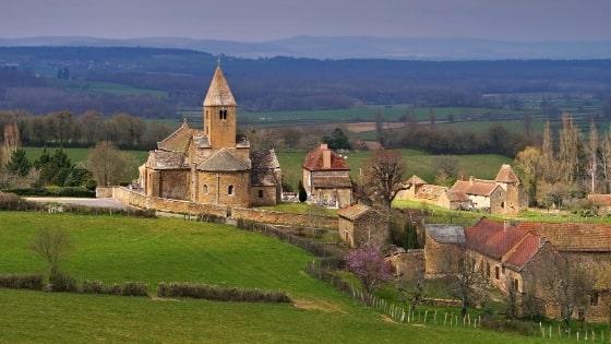 Les plus beaux villages de Bourgogne