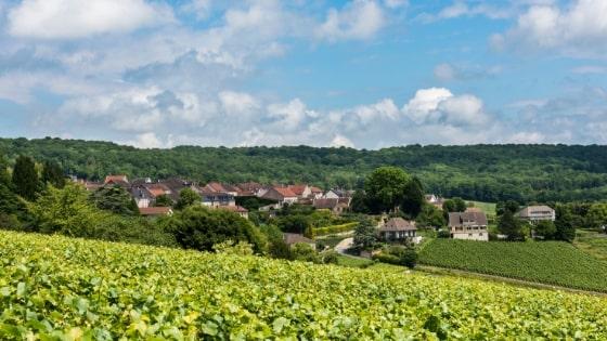 Les plus beaux villages de Champagne