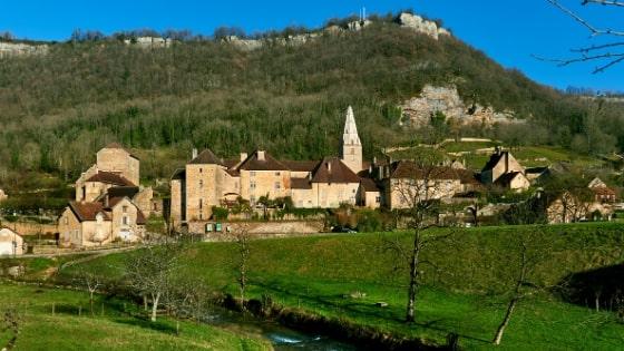 Les plus beaux villages du Jura