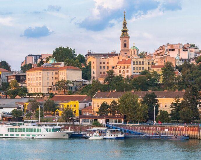 vacances en Serbie
