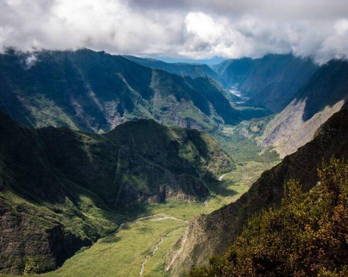 Visiter la Réunion en famille